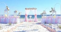 barefoot weddings, destin florida, beach weddings, package