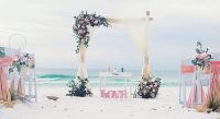 barefoot weddings, destin florida, wedding package, affordable