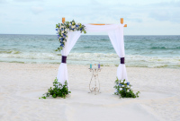 destin florida, beach wedding, packages