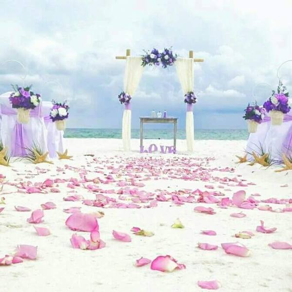 destin, beach wedding, package, all inclusive